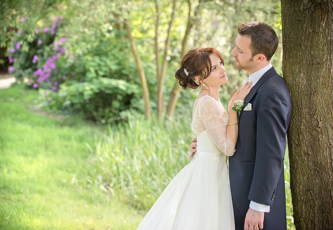 Rudding Park Harrogate Dreamy Light Landscape Paula Lane Wedding Celebrity Catherine Bradley Photography