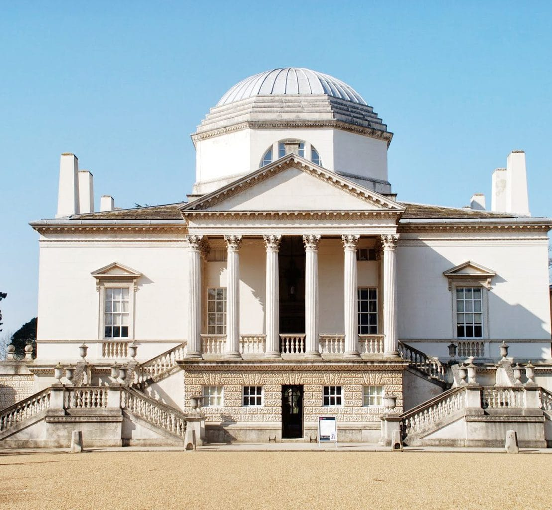 Chiswick House Destination Wedding Photography