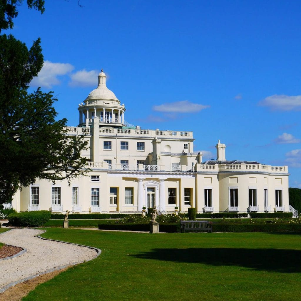Stoke Park buckinghamshire destination wedding photographer